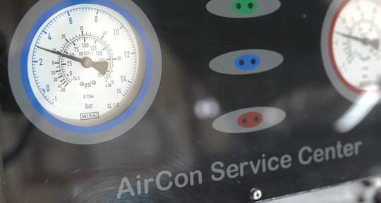 A/C-service